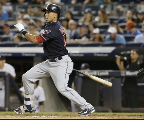 Cleveland Indians OF Michael Brantley suffers shoulder setback