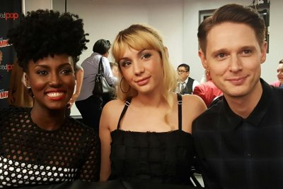 Samuel Barnett admits his character Dirk Gently is 'a really terrible detective'