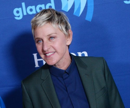 Ellen DeGeneres pays tribute to Carrie Fisher: 'She made me laugh so hard'
