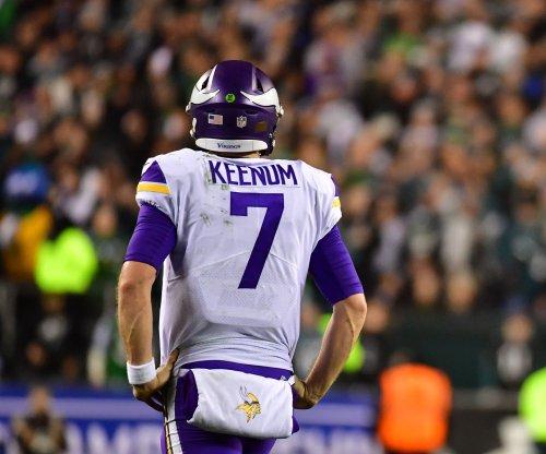 Vikings have decisions ahead at quarterback
