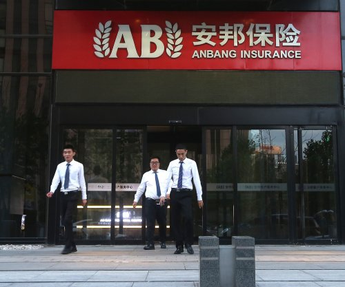 Chinese regulators seize Anbang Insurance; chief Wu to be tried for fraud