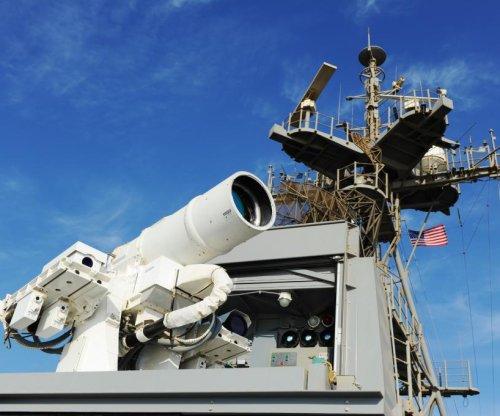 Navy taps Northrop Grumman for laser weapon system