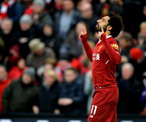 Liverpool's Mohamed Salah wins PFA Player of the Year