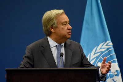 U.N. chief agrees to participate in Korea peace efforts