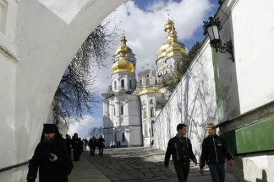 Ukraine splits from Russian Orthodox church