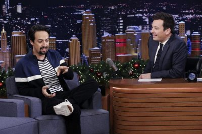 'Tonight Show' heading to Puerto Rico for 'Hamilton' performance