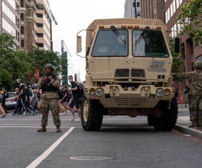 Esper sends some troops home after brief DC deployment