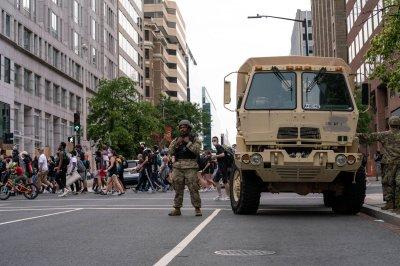Esper sends some troops home after D.C. deployment