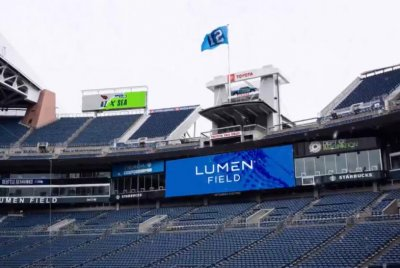 Seattle Seahawks' CenturyLink Field undergoes name change