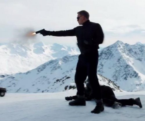 Watch: First footage of Daniel Craig in upcoming Bond film 'Spectre'