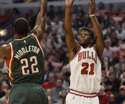 Butler, Chicago Bulls edge Milwaukee Bucks