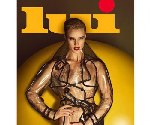 Rosie Huntington-Whiteley goes nude for Lui magazine