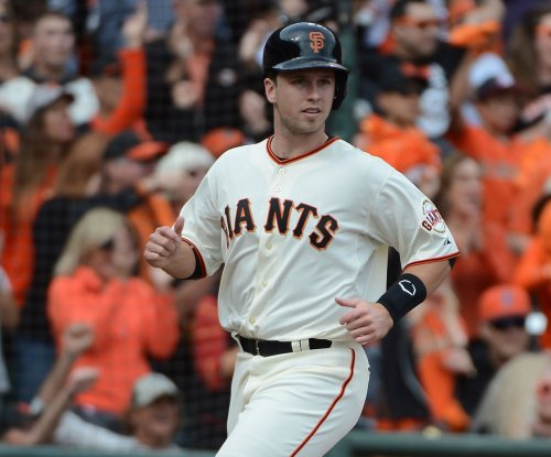 Posey, San Francisco Giants down Atlanta Braves