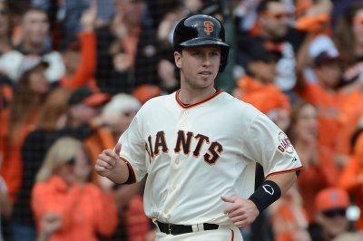 Posey, San Francisco Giants down Atlanta Braves