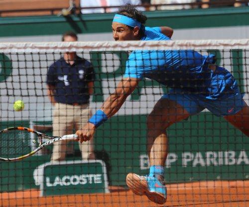 Nadal sneaks into Stuttgart SFs