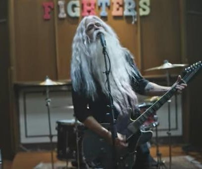 Foo Fighters rock a nursing home into a frenzy in new 'Run' video