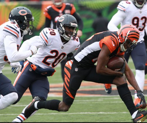 Bears CB Amukamara's goal: 10 interceptions