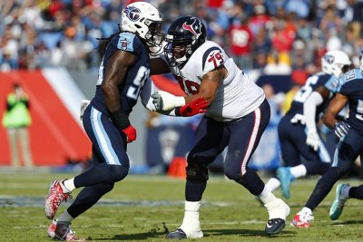 Houston Texans release veteran G Jeff Allen from PUP list