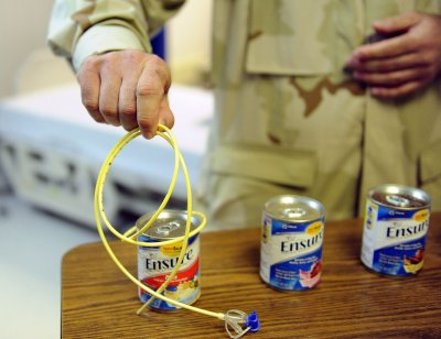 Judge hears arguments on force-feeding of Gitmo detainee