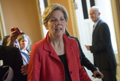 Elizabeth Warren gets Senate leadership job