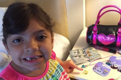 Farrah Abraham gives daughter $600 as the Tooth Fairy