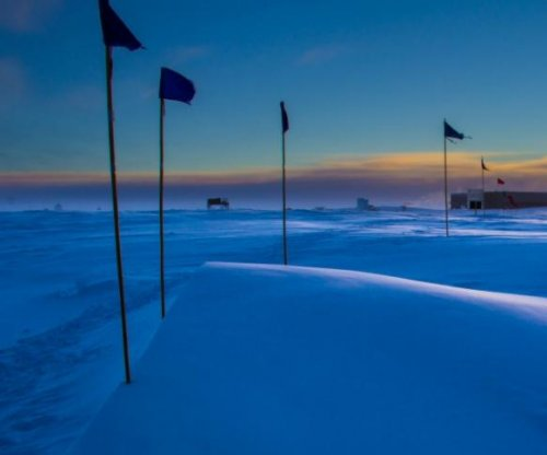 CO2 hits 400 parts per million at South Pole