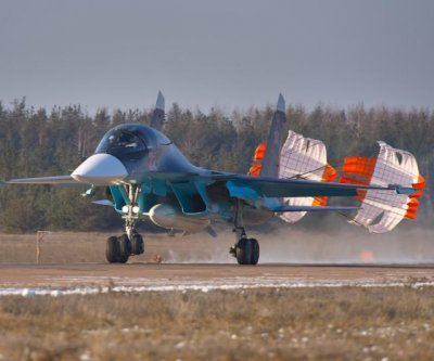More Su-34 bombers delivered to Russian Air Force