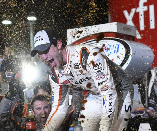 Daniel Suarez a model for 2017 NASCAR Diversity class