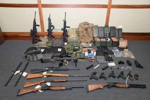 Prosecutors: Coast Guard officer plotted mass killing