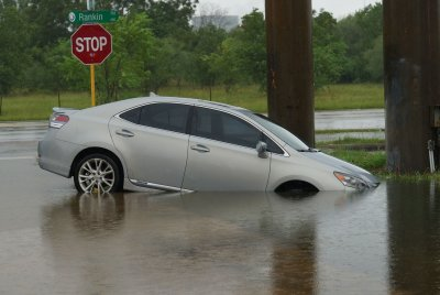 Just a small increase in precipitation could cause widespread road outages