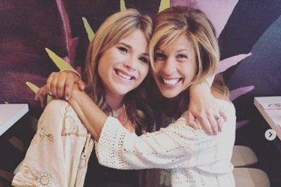 Jenna Bush Hager reunites with Hoda Kotb at baby shower: 'One great gift'