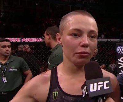 UFC 249: Rose Namajunas withdraws; event planned on tribal land