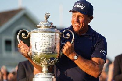 Phil Mickelson, 50, captures PGA Championship as oldest major winner