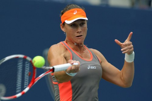 Stosur advances, McHale out in Osaka