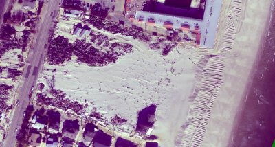 Engineers get new at look hurricane damage