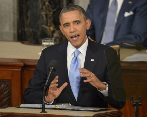 Obama's foreign policy priorities in 2014