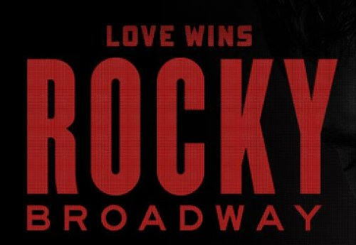'Rocky' the musical opens on Broadway