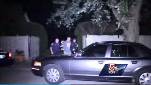 Man wearing Captain America shirt breaks into Kennedy compound