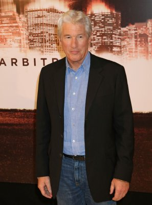 Richard Gere spotted holding hands with new woman