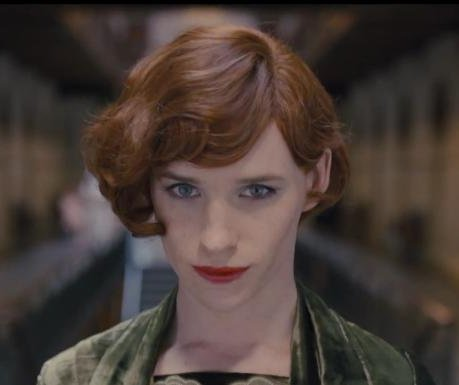 Eddie Redmayne portrays transgender artist Lili Elbe in 'The Danish Girl' trailer