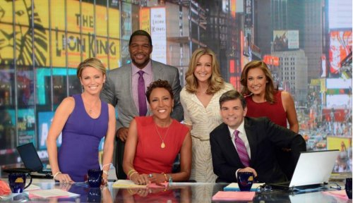 'Good Morning America' to celebrate 40th anniversary with 40-hour marathon