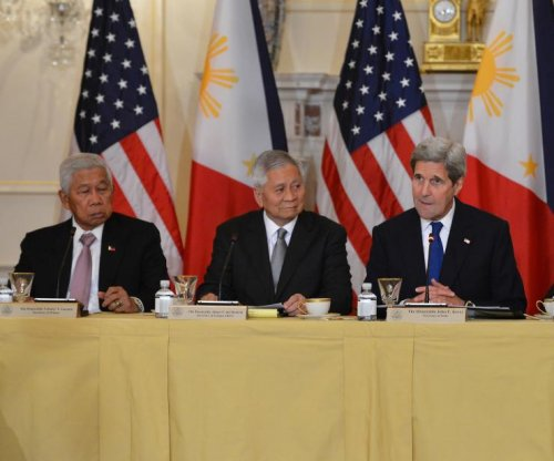 Philippines offers U.S. access to military facilities