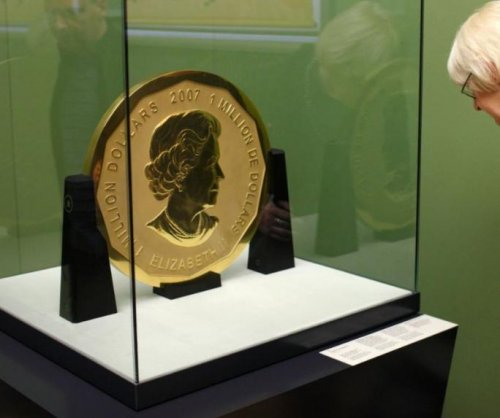 220-pound gold coin stolen from Berlin museum