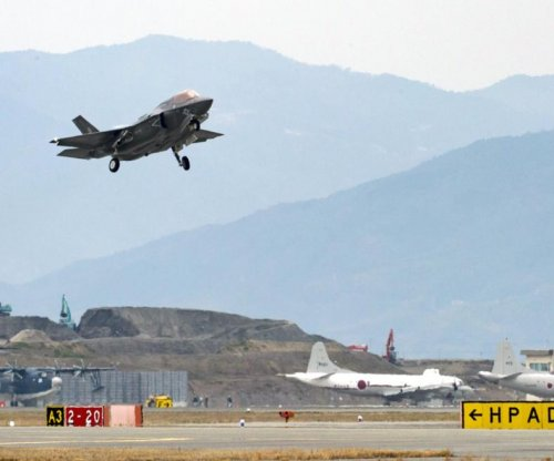 F-35 fighter jets to surround North Korea
