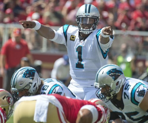 Cam Newton shows rust, Carolina Panthers offense goes bust