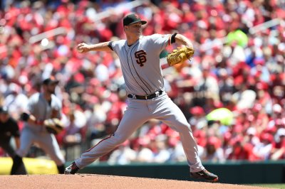 San Francisco Giants pitcher Matt Cain will retire after one last start