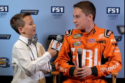 NASCAR: Christopher Bell nabs first Xfinity Series win at Kansas
