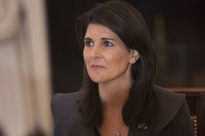 Haley refutes White House claim she was 'confused' about new Russia sanctions