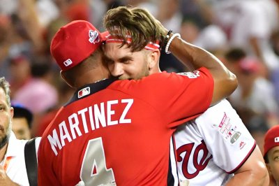 Hot Washington Nationals gain confidence, ground in NL East