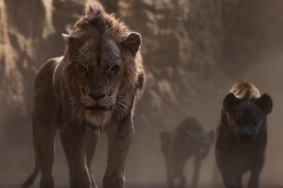 'The Lion King': Scar confronts Simba in new trailer